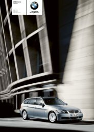 The BMW 3 Series 320d Touring - Vines BMW