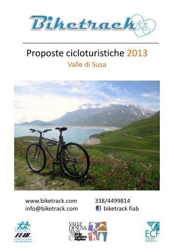 Scarica le proposte cicloturistiche 2013 - Valle di Susa. Tesori di ...