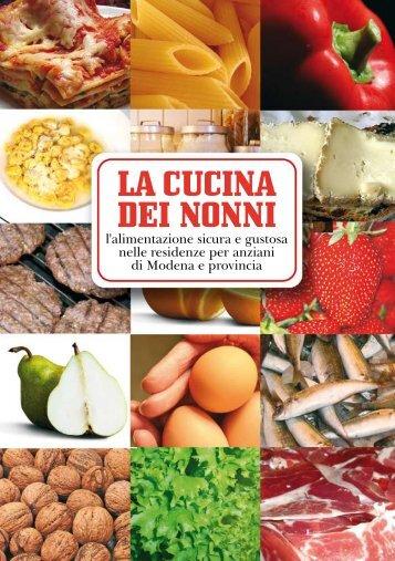 La cucina dei nonni.pdf - Azienda USL di Modena