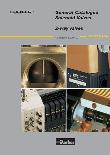 General Catalogue Solenoid Valves