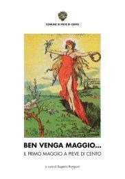 BEN VENGA MAGGIO… - tipografia bagnoli 1920