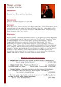 Nicolas Lormeau - La Strada et compagnies - Page 4