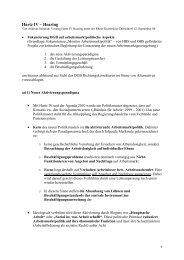 Rede-Manuskript von Andreas Schmidt