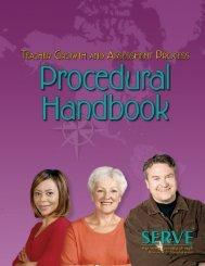 Teacher Growth and Assessment Process: Procedural ... - SERVE