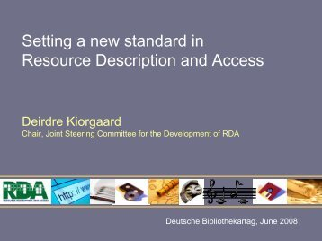 Presentation slides [PDF] - Joint Steering Committee for ...