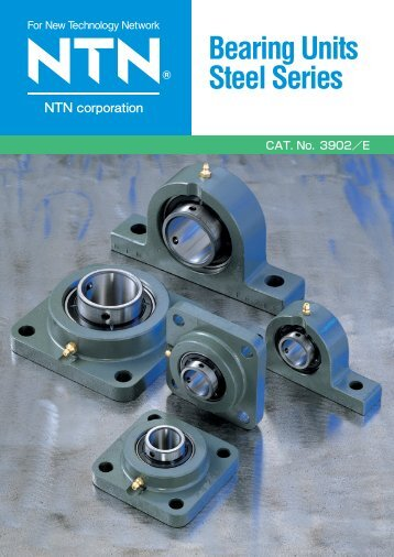 Bearing Units Steel Series - Ntn-snr.com