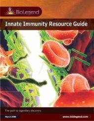 Humoral immunity in innate immune system - BioLegend