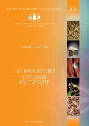 Industries Diverses - Tunisie industrie