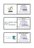 European Construction Forum - European Union of Developers and ... - Page 3