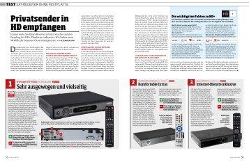 Chip HD-Welt 02/2011 - Vantage Digital GmbH