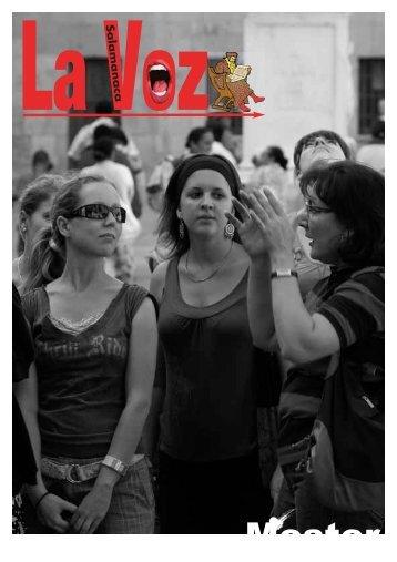 Revista Enero 2010 - Mester