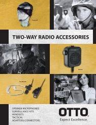 TWO-WAY RADIO ACCESSORIES - Otto