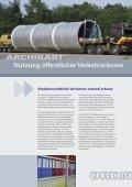 Nutzung öffentlicher Verkehrsräume - ARCHIKART - Seite 2
