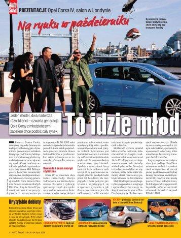 Na rynku w październiku - Opel Dixi-Car