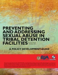 A Policy Development Guide - American Probation and Parole ...