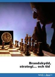 Brandskydd, strategi... och tid - tyco fire & integrated solutions: red liv ...