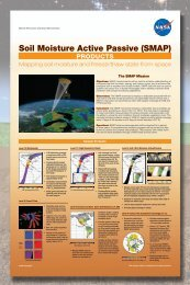 SMAP Products - NASA's Earth Observing System