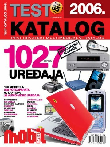 Download Test Kataloga 2006 - Mobil.hr