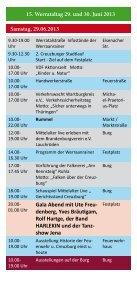 Samstag, 22.06.2013 Donnerstag, 20.06.2013 Freitag ... - Werratal - Page 5