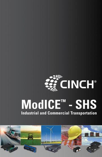 ModICETM - SHS - Cinch Connectors