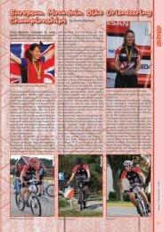 European Mountain Bike Orienteering Championships