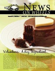 Volunteers: A Key Ingredient - Lubbock Meals On Wheels