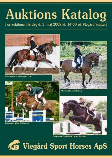 Auktions Katalog - Viegaard