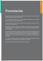 Guía de buenas prácticas comerciales - Ajuntament de Santa ...