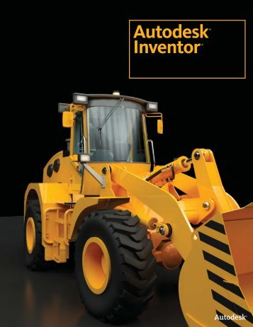 Autodesk® Inventor Autodesk® Inventor® - Ad-Tech Inc