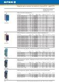 Изделия для установок постоянного тока - Page 5