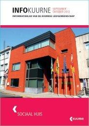INFO Kuurne september-oktober