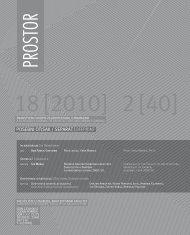 PROSTOR - Virtual Af - Arhitektonski fakultet