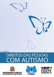 Direitos das Pessoas com Autismo - Defensoria - Governo do ...