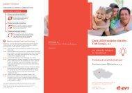 Ceník Leden 2013 - E.ON
