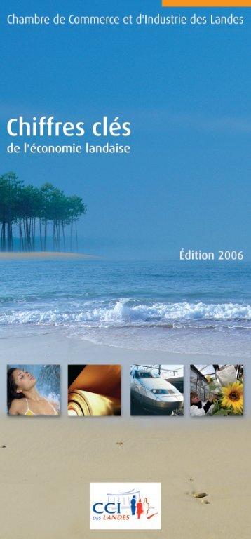 Les chiffres clés des Landes 2006 - Aquieco