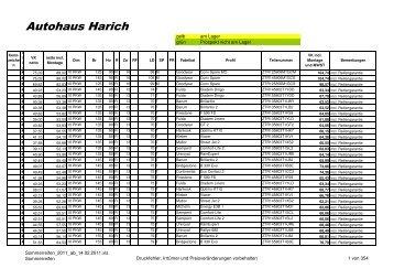 Autohaus Harich