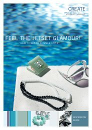FEEL THE JETSET GLAMOUR! - Rhinestone Supply