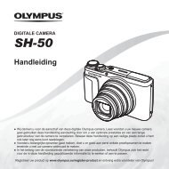 Handleiding - Olympus