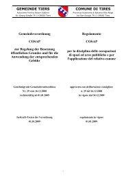 Cosap-Verordnung (197 KB) - .PDF