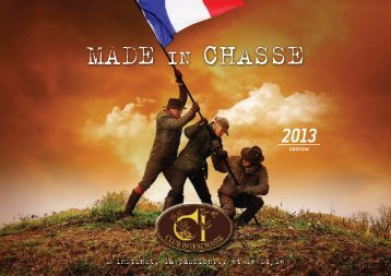 Made in chasse - Excopesa