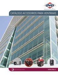 CATÁLOGO ACCESORIOS PARA VENTANAS - Bligoo.com