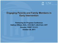Engaging Parents and Family Members in Early Intervention [PDF]
