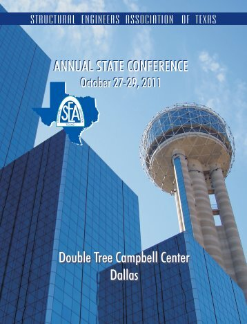 ANNUAL STATE CONFERENCE ANNUAL STATE ... - SEAoT