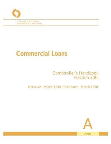 Commercial Loans - OCC
