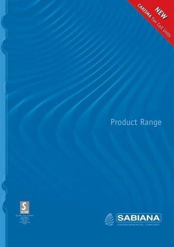 Product Range - BTK