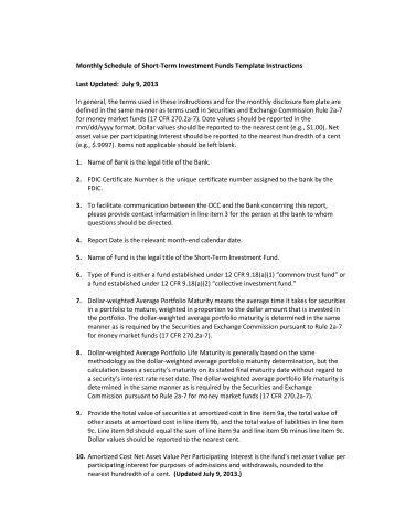 Generate Program â Short Term Funding Agreement Template APRA - Funding agreement template