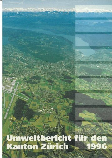 Umweltbericht 1996 komplett (PDF, 13 MB) - Koordinationsstelle für ...
