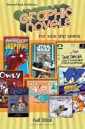 Fall 08 Kids Catalogue Multi Color:Layout 1.qxd - Diamond Bookshelf