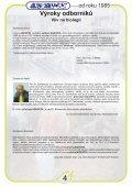 Biologické působení systému AQUAPOL - Page 5