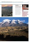 Ecuador sits astride the equator. Its relatively tiny size belies its ... - Page 6